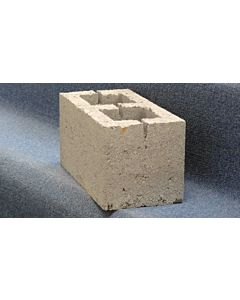 MASTERBLOCK 215MM 7N DENSE BLOCK HOLLOW DRY WT 25.3KG