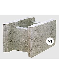 STEPOC 256MM V2 FULL LENGTH BLOCK (PACK OF32) 11.11 BLOCKS PER m2 (2.88m2 PACK)