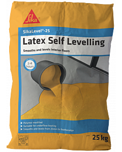 SIKALEVEL 25 LATEX SELF LEVELLING COMPOUND  25KG