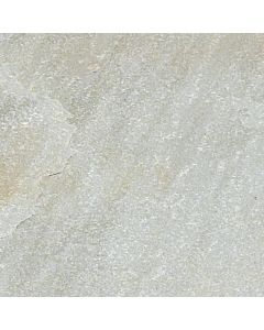 PAVESTONE NATURAL SANDSTONE PAVING 600 X 600MM LIGHT GREY CALIBRATED 18MM SINGLE SIZE