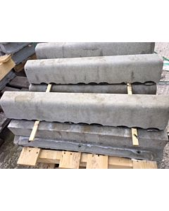SCANKERB TYPE B1 800MM STRAIGHT HALF BATT