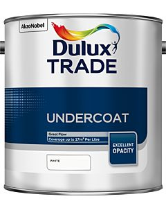 Dulux Trade Undercoat 2.5L White