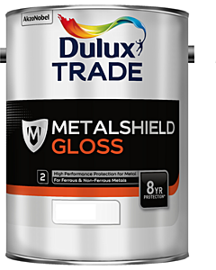 DULUX TRADE METALSHIELD GLOSS 2.5L
