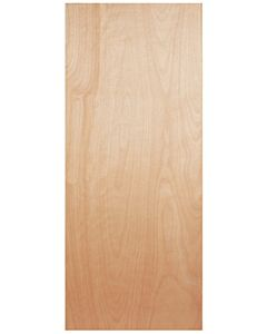 DOOR PLY FL NON F/C INT 35MM 6'6x2'6 1981x762 70% PEFC CERTIFIED CU-PEFC-839723