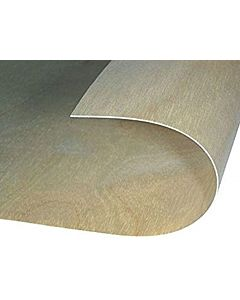 £15.25 PER SHEET - 5MM X 2440MM X 1220MM FLEXIBLE PLYWOOD LONG SIDE BEND - PACK OF 120