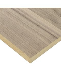 £52.35 PER SHEET - 19MM X 1220MM X 2440MM WALNUT FACED VENEERED MDF BOARD - PACK OF 40