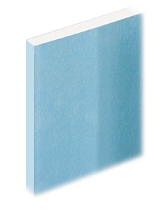 KNAUF 2400MM X 1200MM X 12.5MM TAPERED EDGE SOUND PANEL PLASTERBOARD BLUE