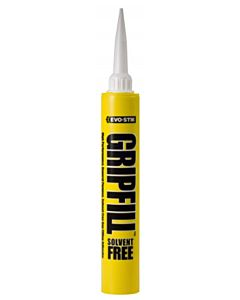 GRIPFILL SOLVENT FREE 350ML (YELLOW TUBE)