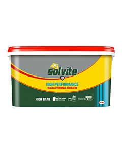 SOLVITE READY MIXED WALL PAPER ADHESIVE 10LTR