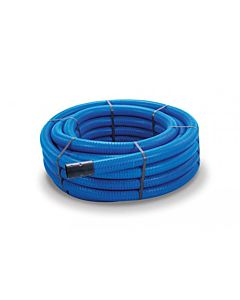32MM BLUE MDPE PIPE 50MTR COIL 3250BU