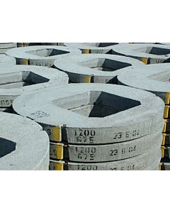 HEAVY DUTY COVER SLAB 1500 DIAMETER 600X600MM ACCESS