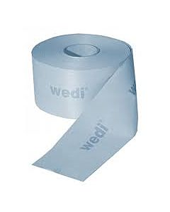 WEDI NEW STYLE W/P JOINT SEALING TAPE WT50 50MTR
