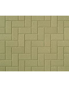 OMEGA BLOCK PAVING 60MM BUFF
