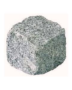 100X100X200mm FINE PICKED TOP GRANITE SETT 5m2PK