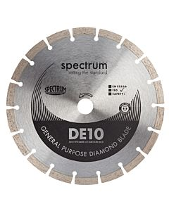 "DE10 230/22 SPECTRUM DIAMOND CUTTING DISC 9"" DE10-230/22"