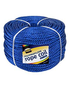 DRAWCORD POLYPROPYLENE ROPE 6MM X 220MTR DC220
