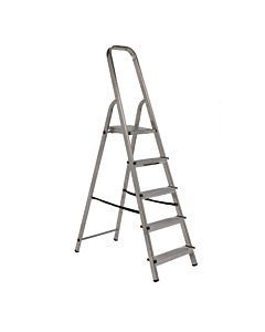 YOUNGMAN ATLAS PLATFORM STEP LADDER 5 TREAD