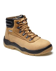 DICKIES TAMAR SAFETY BOOT S3 CAMEL SIZE 11