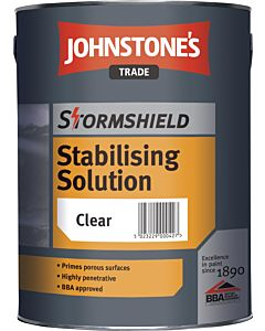 JOHNSTONE STABILIZING SOLUTION CLEAR 5LTR