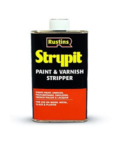 RUSTINS STRYPIT PAINT & VARNISH STRIPPER 1LTR