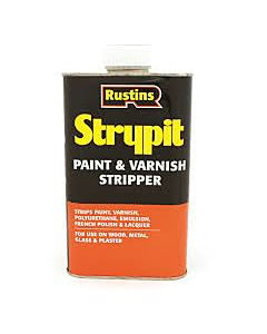 RUSTINS STRYPIT PAINT & VARNISH STRIPPER 2LTR