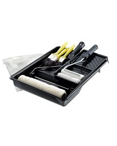 STANLEY PAINTING KIT ROLLER TRAY (11 PIECE)