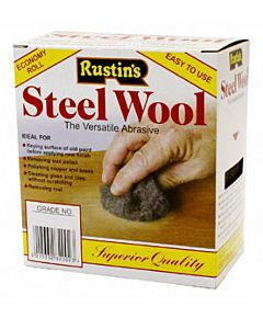 STEEL WOOL COARSE 150G GRADE 3-4