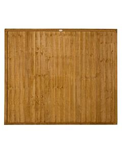 CLOSE BOARD FENCE PANEL 6FT X 5FT (1830 X 1525) FSC MIX 70% CU-COC-839723