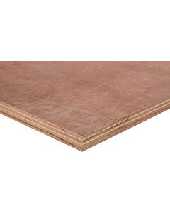 2440 X 1220 X 3.6MM H/WOOD EXT STRUCTURAL PLYWOOD