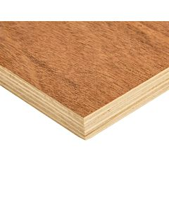 2440 X 1220 X 9MM H/WOOD THROUGHOUT EXT. PLYWOOD STRUCTURAL