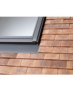 VELUX  EDP FLASHING TO SUIT CK02  FOR PLAIN TILE UP TO 15MM