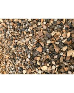 10MM SHINGLE 25KG BAG