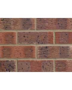 HANSON CLAYDON RED MULTI BRICK (PACK OF 390)