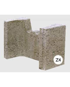STEPOC 325MM Z4 HALF LENGTH BLOCK (PACK OF 48)