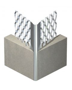 STAINLESS STEEL STANDARD ANGLE BEAD 3MTR 10' 506