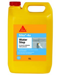 SIKA 4A WATERSTOP 5LTR