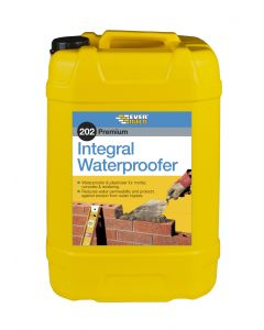 EVERBUILD 25LTR 202 INTEGRAL WATERPROOFER