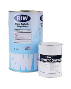 RIW 25LTR LIQUID ASPHALT COMPOSITION LAC