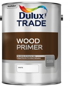 Dulux Trade Wood Primer 5L White