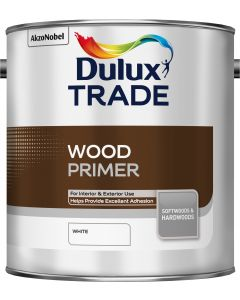 Dulux Trade Wood Primer 2.5L White
