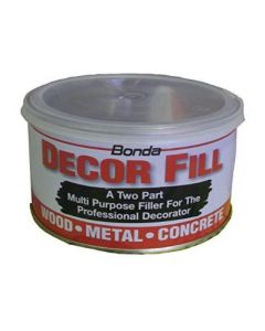 BONDA DECOR FILL 2PART FILLER 1.5KG (WOOD,METAL,CONCRETE)