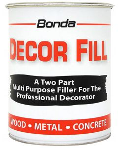 BONDA DECOR FILL 2PART FILLER 7KG (WOOD,METAL,CONCRETE)