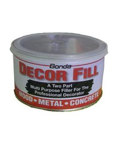 BONDA DECOR FILL WOOD FILLER HARDENER PACK 40GM