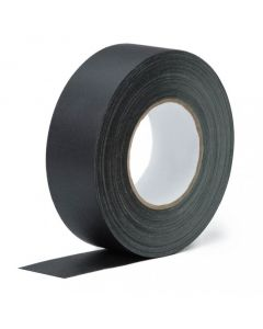 GAFFER TAPE BLACK 50MM X 50MTR
