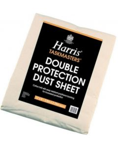 HARRIS EXTRA COTTON DUST SHEET 12' X 9' 30130