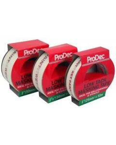 "PRODEC LOW TACK MASKING TAPE 2""   PLTT50"