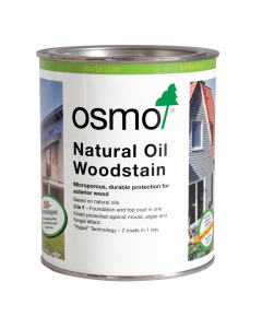 Osmo 707A Natural Oil Woodstain Walnut 125ML