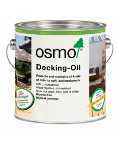 Osmo 007S Decking-Oil Clear 5ML