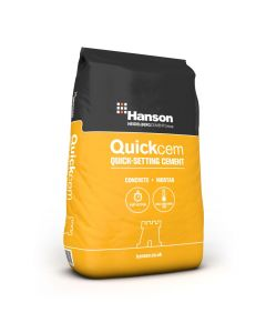 HANSON 25KG QUICKCEM FAST SETTING CEMENT