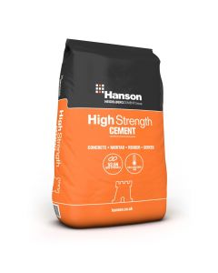 HANSON 25KG HIGH STRENGTH 52.5N CEMENT